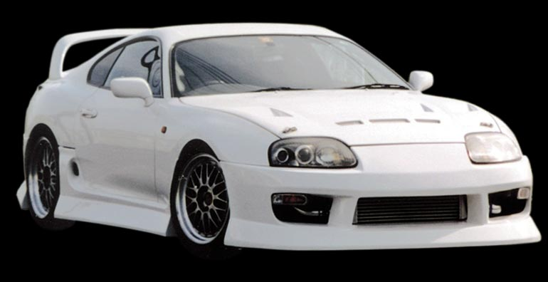 Mike S 94 Supra Turbo